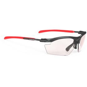 Rudy Project Rydon Cykelbriller rød/sort